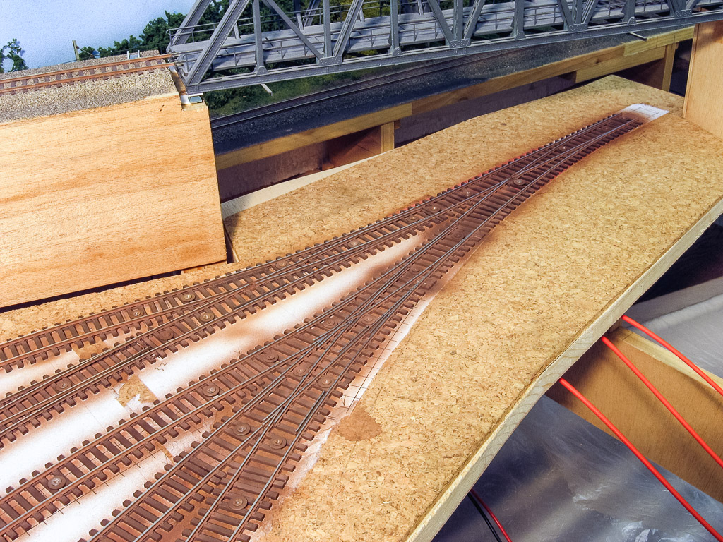 Stahlbahn Weller Weichenbausätze
